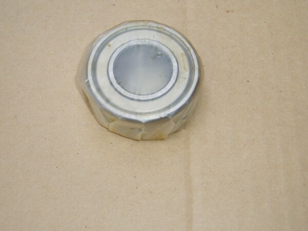 2 Nachi single row deep groove ball Bearings 63205ZZ C3 size 25x52x20.5mm