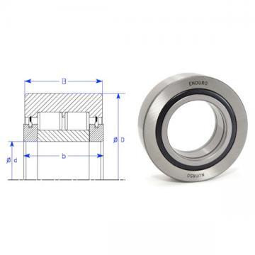 Enduro NUTR45 Yoke cam follower track roller bearing INA  SKF Torrington