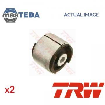 2x TRW CONTROL ARM WISHBONE BUSH PAIR JBU784 P NEW OE REPLACEMENT
