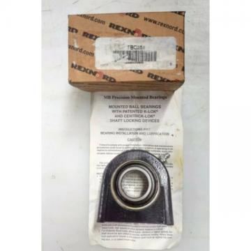"REXNORD #(TBC251)PILLOW BLOCK BEARING 1""- BORE"