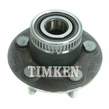 Wheel Bearing and Hub Assembly-Axle Bearing and Hub Assembly Rear Timken 512220
