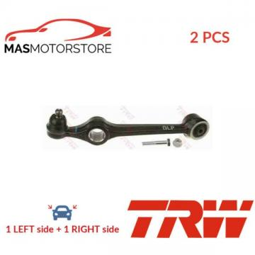 2x JTC1321 TRW FRONT LH RH TRACK CONTROL ARM PAIR P NEW OE REPLACEMENT