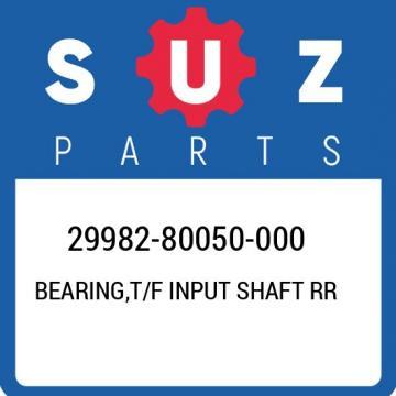 29982-80050-000 Suzuki Bearing,t/f input shaft rr 2998280050000, New Genuine OEM