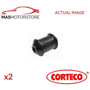 2x 80000477 CORTECO LOWER CONTROL ARM WISHBONE BUSH PAIR I NEW OE REPLACEMENT
