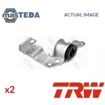 2x TRW FRONT CONTROL ARM WISHBONE BUSH PAIR JBU459 P NEW OE REPLACEMENT