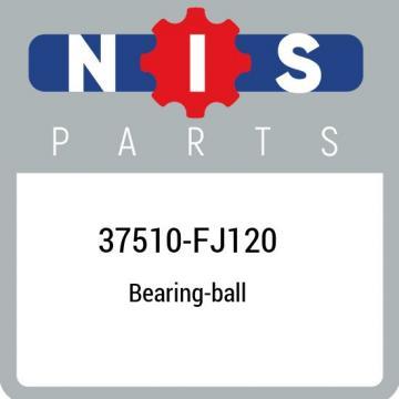 37510-FJ120 Nissan Bearing-ball 37510FJ120, New Genuine OEM Part