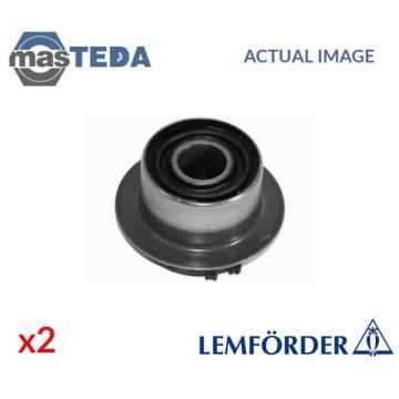 2x LEMFÖRDER LOWER CONTROL ARM WISHBONE BUSH 11323 01 G NEW OE REPLACEMENT