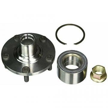 HA590600K Wheel Bearing and Hub Assembly Front Timken HA590600K