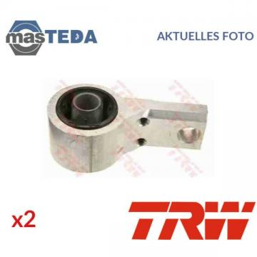 2x TRW Rear Wishbone Bearing Bearing Bushing JBU713 G NEW OE QUALITY