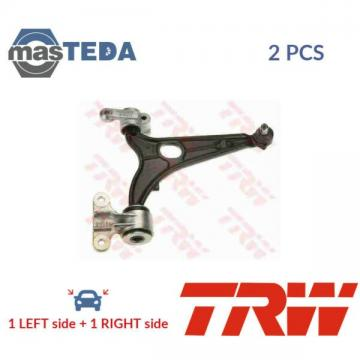 2x TRW LOWER LH RH TRACK CONTROL ARM PAIR JTC1342 I NEW OE REPLACEMENT