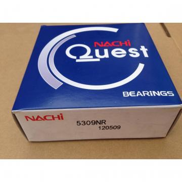 "R20 Nachi (JAF) Open Japan 1 1/4""x2 1/4""x3/8"" Ball Bearings"